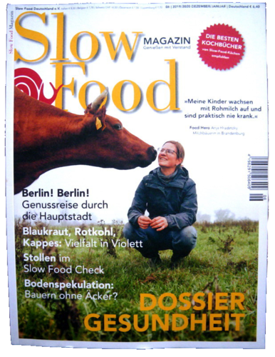 Slow Food Magazin 06/2019