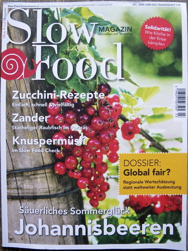 Slow Food Magazin 03/2020