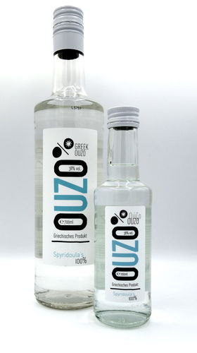 Spyridoula's I00% Little Big OUZO