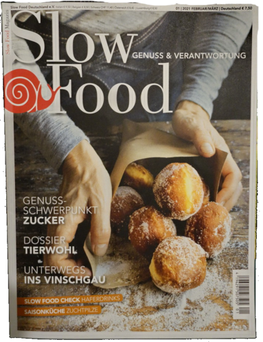 Slow Food Magazin 01/2021