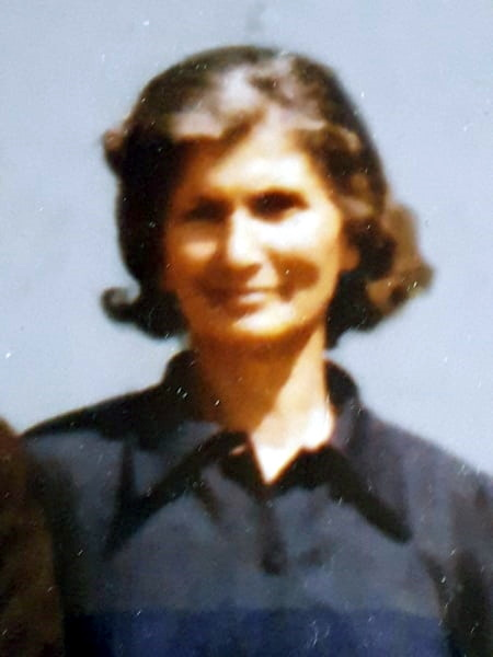 Meine Oma Paraskevi